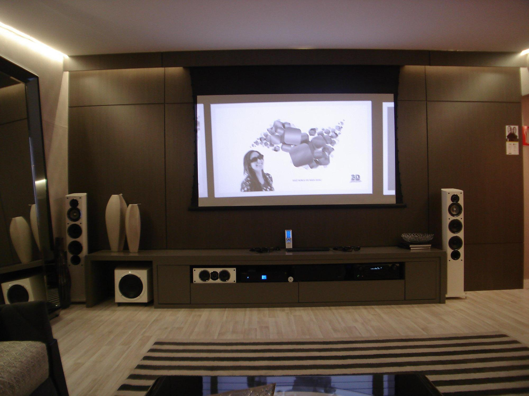 Multimport - Sala home theatre ...